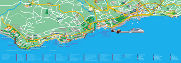 funchal map hotels thumb