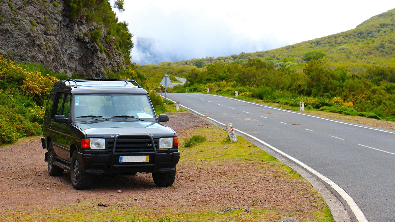 Madeira Jeep Safari Porto Moniz